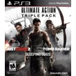 Ultimate Action Triple Pack for PS3