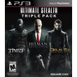 Ultimate Stealth Triple Pack for PS3
