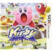 Kirby Triple Deluxe for 3DS