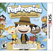 Poptropica Forgotten Island for 3DS