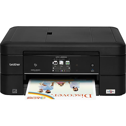 Brother MFCJ885DW Inkjet All-In-One Color Printer