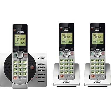 Vtech CS6929-3 3-Handset Cordless Phone with Digital Answering System