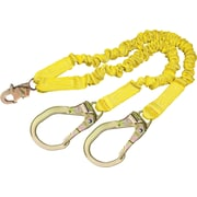 CAPITAL SAFETY GROUP USA Polyester Shock Absorbing Lanyards Universal