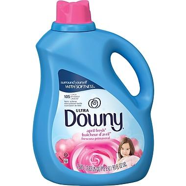 Downy – Assouplissant textile Ultra, 2,66 L, 105 brassées