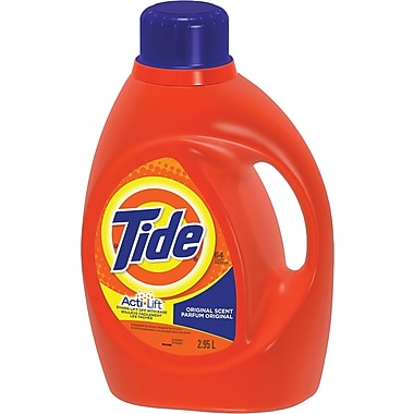 Tide Liquid, Original, 2.95L, 64 Loads