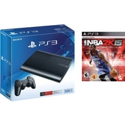 PS3 500GB Console Plus NBA 2K15