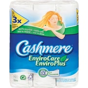 Cashmere® EnviroCare Bathroom Tissue, Double Roll