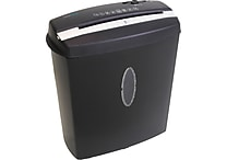 Omnitech 12-Sheet Cross-Cut Shredder