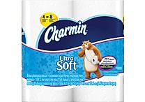 Charmin Ultra Soft™ Toilet Paper 40 Double Rolls