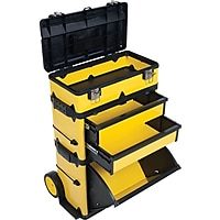 Stalwart Rolling Trolley Tool Box Chest