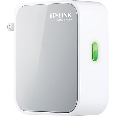 TP-LINK Wi-Fi Pocket Router/AP/TV Adapter/Repeater (TL-WR710N)
