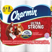 Charmin® Ultra Strong 2-Ply Toilet Paper, 154 Sheets/Roll, 40 Double Rolls (PGC 86502/83318)