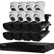 Defender 960H 16 Channel 2TB DVR with 8 x 800TVL Bullet and 8 x 800 TVL Dome Cameras