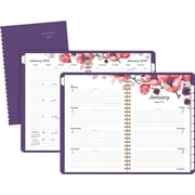 "2016 AT-A-GLANCE® Melanie Weekly/Monthly Appointment Book Planner, Design, (544-200), 5 1/2"" x 8 1/2"""