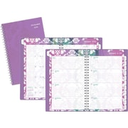 "AT-A-GLANCE® Taryn Weekly/Monthly Planner, 4 7/8"" x 8"", Design, (142-200)"
