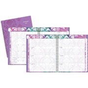 """AT-A-GLANCE® Taryn Weekly/Monthly Planner,  8 1/2"""" x 11"""", Design, (142-905)"""