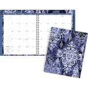 "AT-A-GLANCE® Midnight Hour Monthly Planner, 8 1/2"" x 11"", Design, (143-900)"