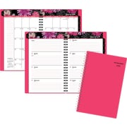 "AT-A-GLANCE® Whoopsie Daisy Weekly/Monthly Planner,  4 7/8""x8"", Design, (155-200)"