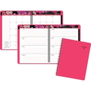 "AT-A-GLANCE® Whoopsie Daisy Weekly/Monthly Planner, 8 1/2""x11"", Design, (155-905)"