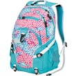 High Sierra Loop Backpack, Galaxy Tribe/Tropic Teal/White