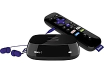 Roku 3 4230r Streaming Media Player with Voice Search