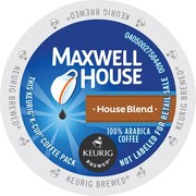 Maxwell House House Blend Coffee K-Cup Pods, 24 Count