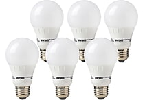 Energetic Lighting High Efficiency, Extended Life LED Light Bulbs, 6 Pack