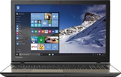 Toshiba Satellite L55 C5272 15.6 Intel Core i5 5200U Processor 8 GB RAM 1 TB Hard Drive with Windows 10 Laptop