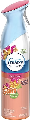 Febreze Air Effects Air Freshener Spray, Gain