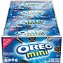 Nabisco Mini Oreo Chocolate Sandwich Cookies, 1 oz,