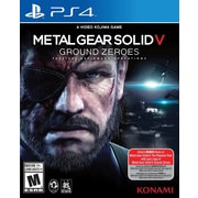 Konami 20289 PS4 Metal Gear Solid V: Ground Zeroes