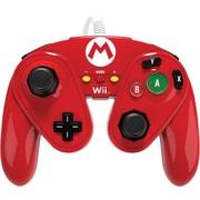 PDP 085-006-MA WiiU Wired Fight Pad Mario