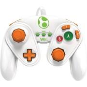 PDP 085-006-YO WiiU Wired Fight Pad - Yoshi