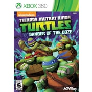 Activision XB360 Teenage Mutant Ninja Turtles: Danger Of The Ooze