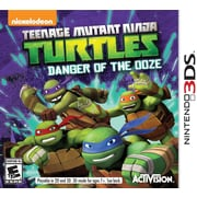 Activision 3DS Teenage Mutant Ninja Turtles: Danger Of The Ooze