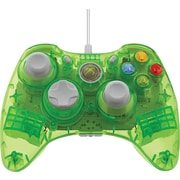 PDP 037-010-NA-GR XB360 Rock Candy Wired Controller Green
