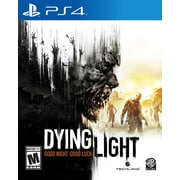Warner Brothers 1000418813 PS4 Dying Light