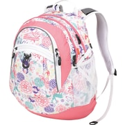 High Sierra Fat Boy Backpack, Wonderland/Pink Lemonade/White