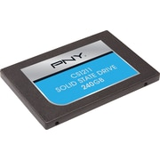 """PNY 240 GB CS1211 SSD 2.5"""" SATA III 6Gbps"""