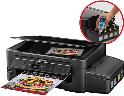 Epson Expression ET 2550 EcoTank Wireless Color All In One Printer