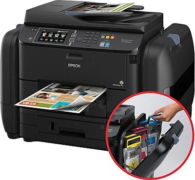 Epson WorkForce Pro WF R4640 EcoTank Wireless All in One Printer