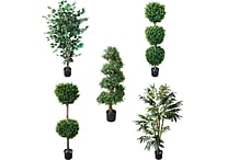 Artifical Trees, Assorted Styles and Sizes