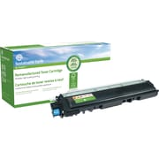Sustainable Earth by Staples Remanufactured Cyan Toner Cartridge, Brother TN-210C