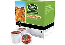 Green Mountain Coffee® Pumpkin Spice, Regular Keurig® K-Cup® Pods, 18 Count