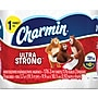 Charmin Ultra Strong™ Toilet Paper, 1 Family Roll,