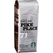 Starbucks® Pike Place® Ground Coffee, Decaffeinated, 1 lb. Bag
