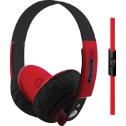 Sentry Platinum Headphones, Red