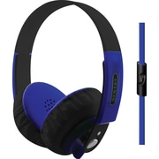 Sentry Platinum Headphones, Blue