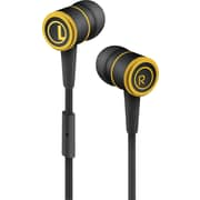Sentry Goldpro Earbuds, Black/Gold