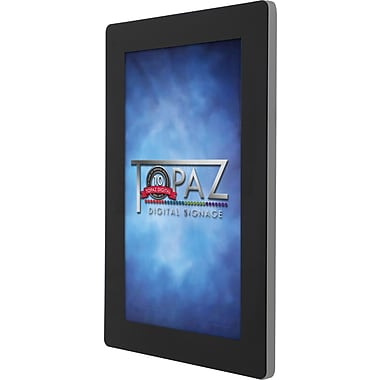 "Topaz Digital Signage (TPZ-SL-32W) 32"" Wall-Mount Display with Built-In Wi-Fi and Media Player"
